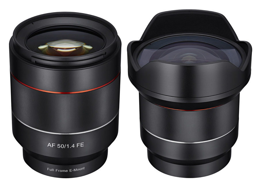 Samyang Breaks The Mold, Announces First AF Lenses in Company History