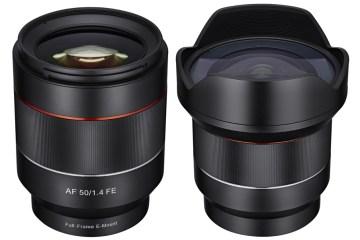 samyang-af-fe-lenses