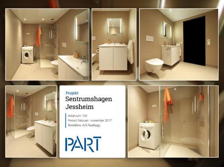 Referensrum Sentrumshagen Jessheim – 1 av 153 rum