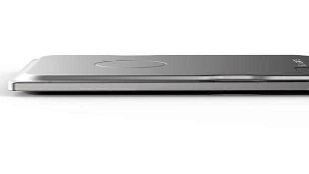 Slender profile ... The Seagate Seven external hard drive is just 7mm thin.