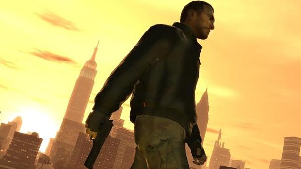Thug life ... Grand Theft Auto is famous for its extreme depictions of violence.