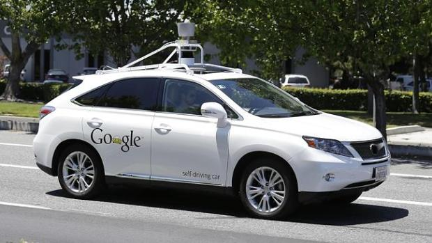 Google has been testing driverless cars since 2010.