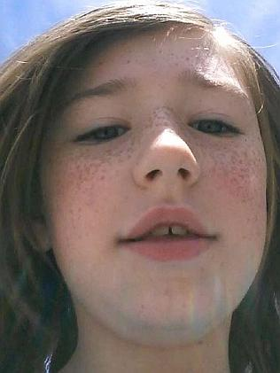 Madyson Middleton, aged eight, was allegedly lured to her death by a teenage neighbour. P