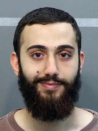 Chattanooga shooter Muhammad Abdulazeez after being detained for a driving offence in Apr