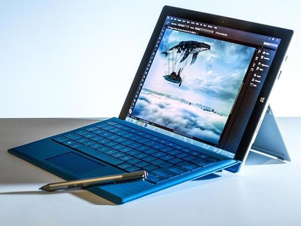 Microsoft's Surface Pro 3 could be a good replacement computer.
