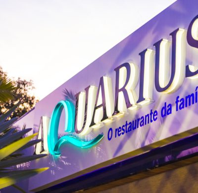 Aquarius Restaurante fachada