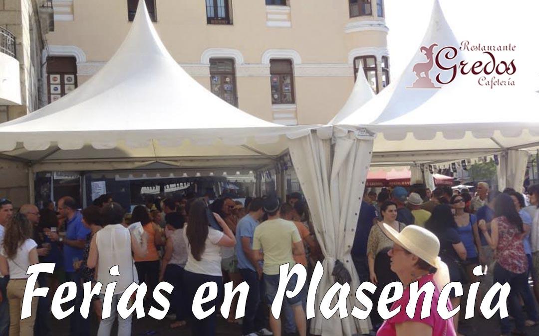 Restaurante Gredos de Ferias 2015