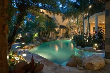 Indoor Atrium Pool