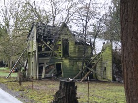 Unknown Settlement Era House