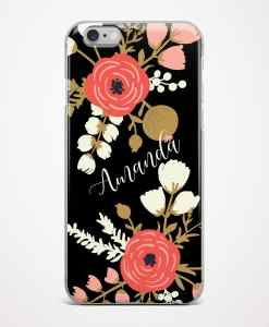 Roses iPhone Case Personalized