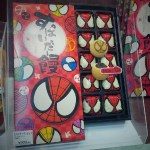 Spiderman sweets