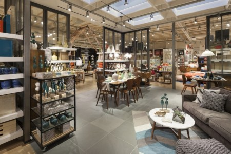 west elm home furnishings store by mbh architects alameda california