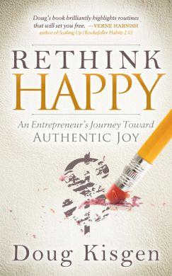 Rethink Happy cover