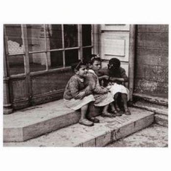 Orphelines. Biarritz, mai 1939.
