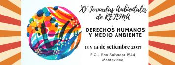 Banner Jornadas XV Retema