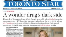 TorontoStarOriginalGardasilHeadline