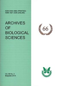 Archives of Biological Sciences
