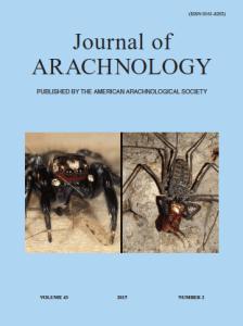 Journal of Arachnology