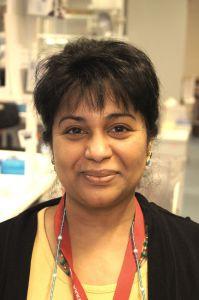 Suchitra Sumitran-Holgersson, via the University of Gothenburg