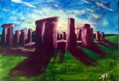 Stonehenge, Autor Jose Manuel Gallego Garcia