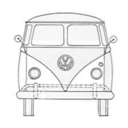 Volswagen Combi – Année 1975