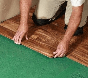 VersaWalk from MP Global Products LLC adds an R-Value of 0.50 to the floor system, creating a thermal break to the flooring assembly that helps keep floors warm in the winter and cool in the summer.