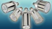 LEDtronics Inc. introduces its series of UL-listed, omni-directional LED corn bulbs.