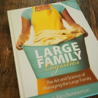 large family logistics- the book