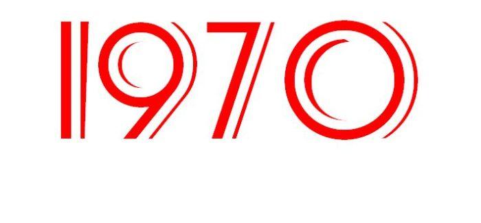 TOP 10 sláger 1970-ben