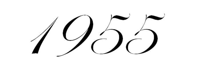 TOP 10 sláger 1955-ben