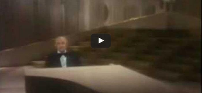 35 éves video került elő Hofi Gézáról