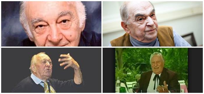 Megható előadás! Sinkovits, Bessenyei, Bodrogi, Garas: Jó lenne százhúsz évig élni