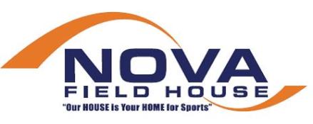NOVAFieldHouse LOGO