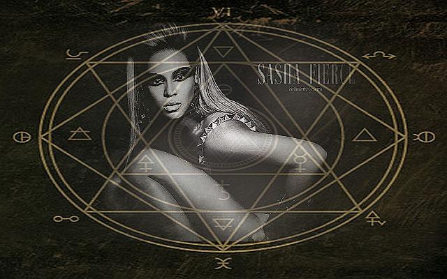 Beyoncé, Sasha Fierce, and Book of Shadows