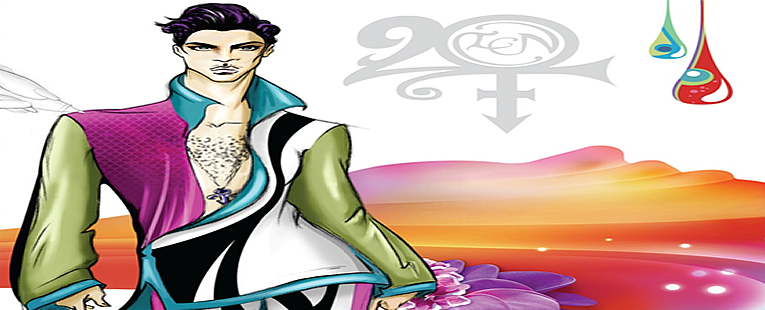 The PAGAN Tribute Behind Prince's 20TEN Album Cover