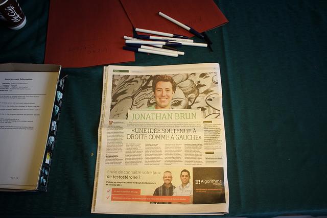Le congrès a été assez largement relayé dans la presse canadienne.