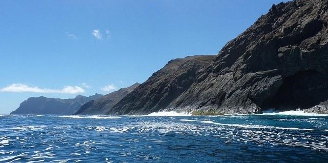 L'île de Robinson crusoe
