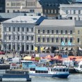 Le port d'Helsinki