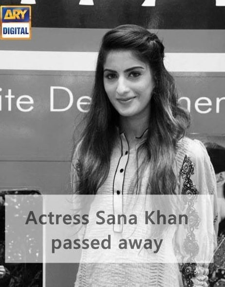 Untitled5 Actress Sana Khan Passes Away in Traffic Accident