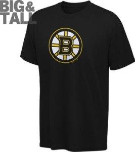 Boston Bruins Big Tall Plus Size Shirts Long Sleeve