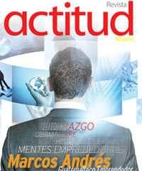 Revista actitud 2 Miami cover