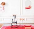 Diseño y mobiliario por la marca francesa Hartô, en el BlickFang 2015.