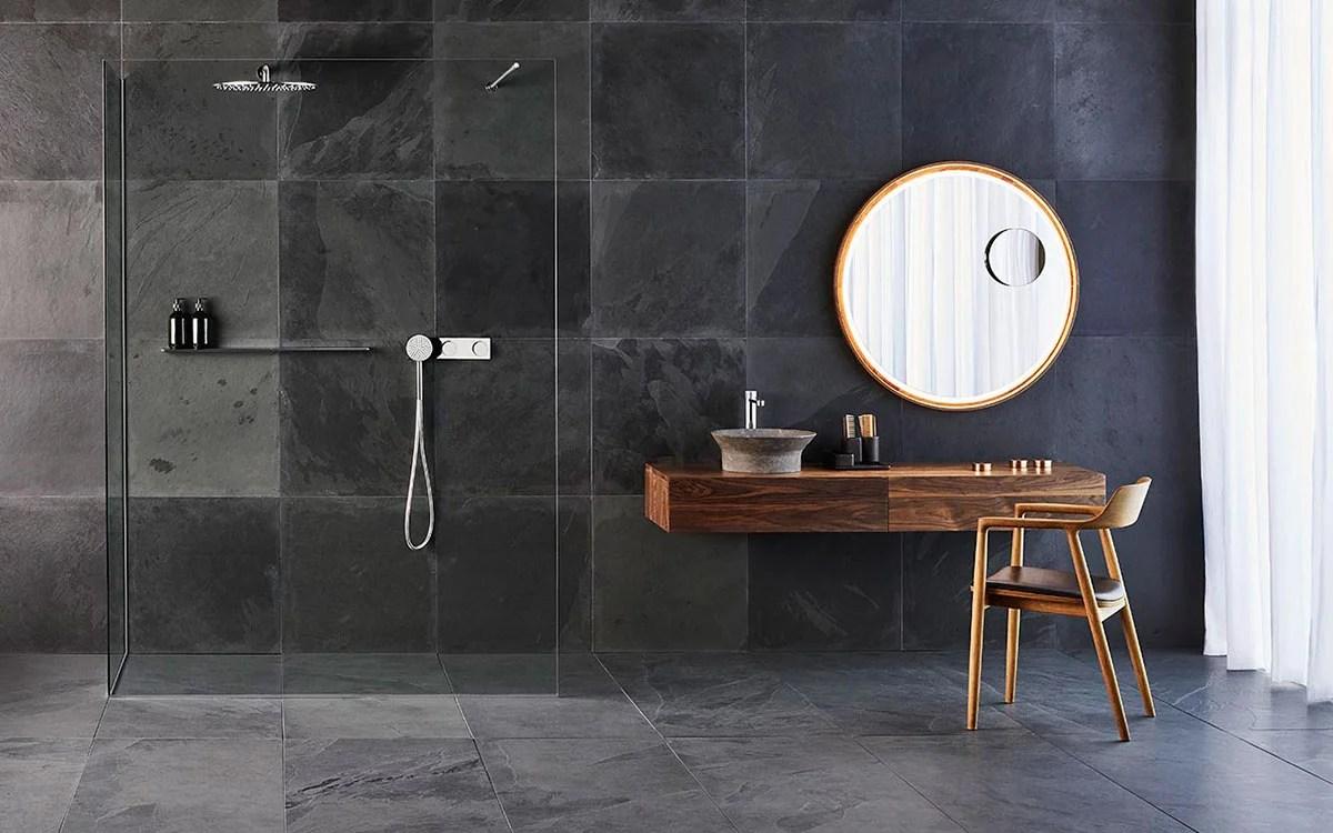 Baños Minimalistas Porcelanosa: minimalista, una colección que converge el diseño con la estética