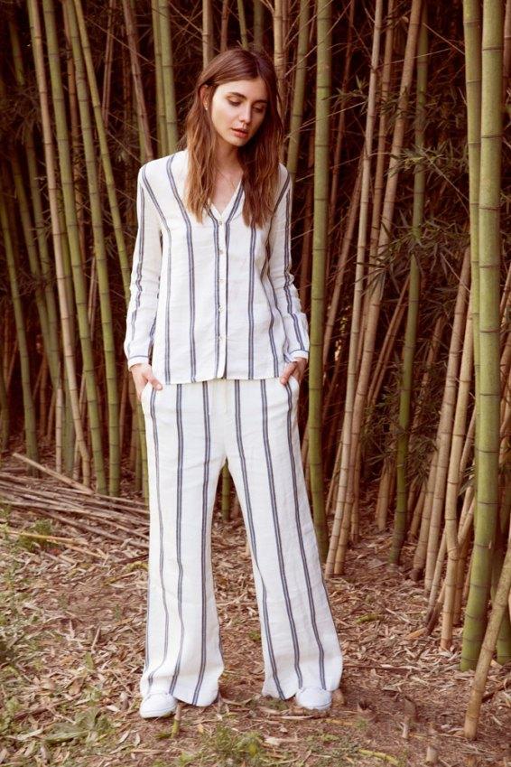 Camisa y pantalon pijama (Uma)