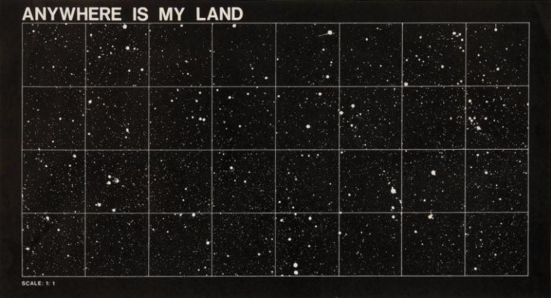 """""""Anywhere is my land"""""""