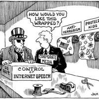 Libertad de expresión en internet: la ideología de la red