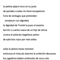 Manuel Vázquez Montalbán leyendo sus poemas: cuerpo y voz, escritura y autoría