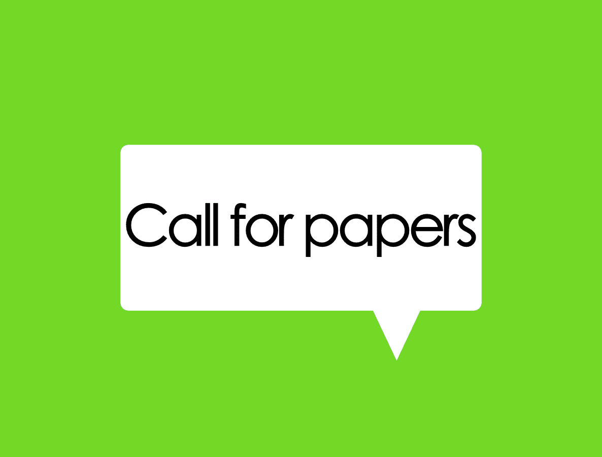 Petición de colaboraciones – Call for Contributions: Vol. 7.2 (Nov 2018)