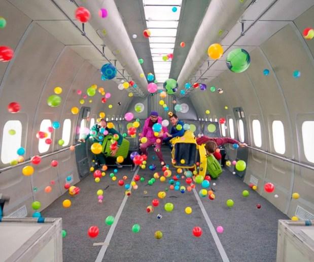 Si hay una banda con buenos videoclips es OK Go. Este es el video de su nueva canción