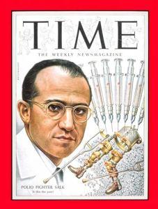 Capa da revista TIME de 29 de Março de 1954